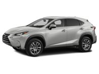 Brief summary of 2015 Lexus NX 200t vehicle information