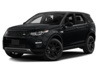Brief summary of 2017 Land Rover Discovery Sport vehicle information