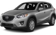 Colors, options and prices for the 2015 Mazda CX-5