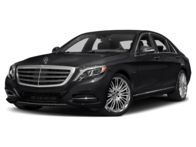 Brief summary of 2017 Mercedes-Benz Maybach S600 vehicle information