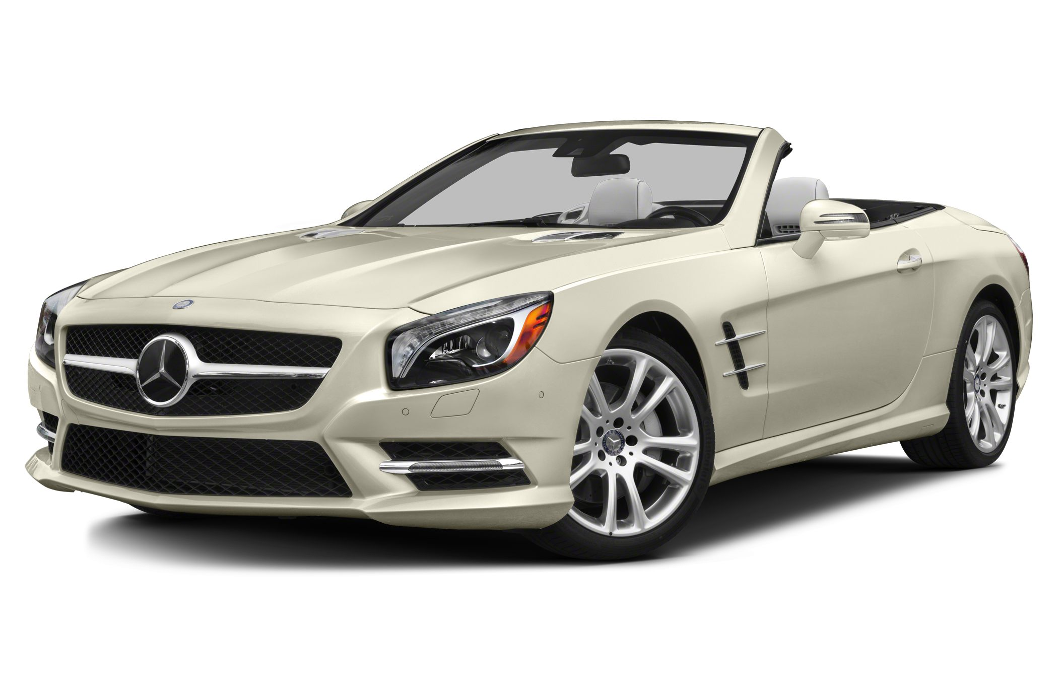 2015 Mercedes-Benz SL-Class SL400 Convertible for sale in Los Angeles for $90,815 with 6 miles.