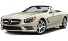 Colors, options and prices for the 2015 Mercedes-Benz SL-Class