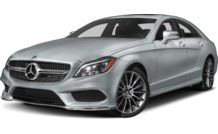 Colors, options and prices for the 2015 Mercedes-Benz CLS-Class