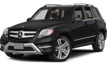 Colors, options and prices for the 2015 Mercedes-Benz GLK-Class