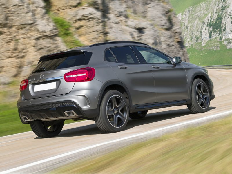 2017 mercedes benz gla 250 reviews specs and prices for Mercedes benz gla 250 price