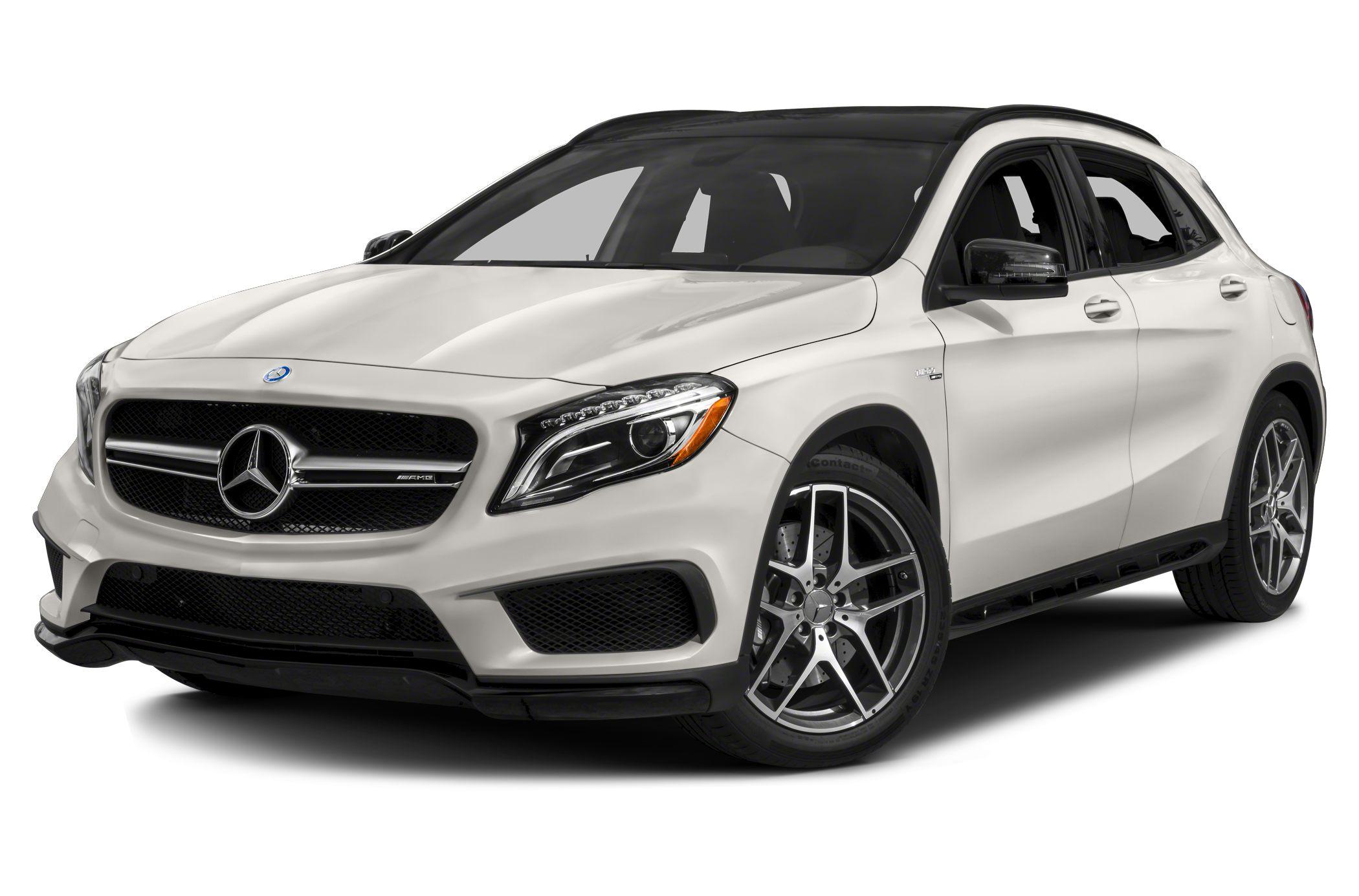 Mercedes Benz Amg Gla Sport Utility Models Price Specs