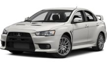Colors, options and prices for the 2015 Mitsubishi Lancer Evolution