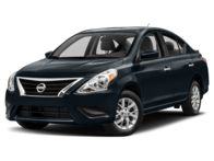 Brief summary of 2015 Nissan Versa vehicle information
