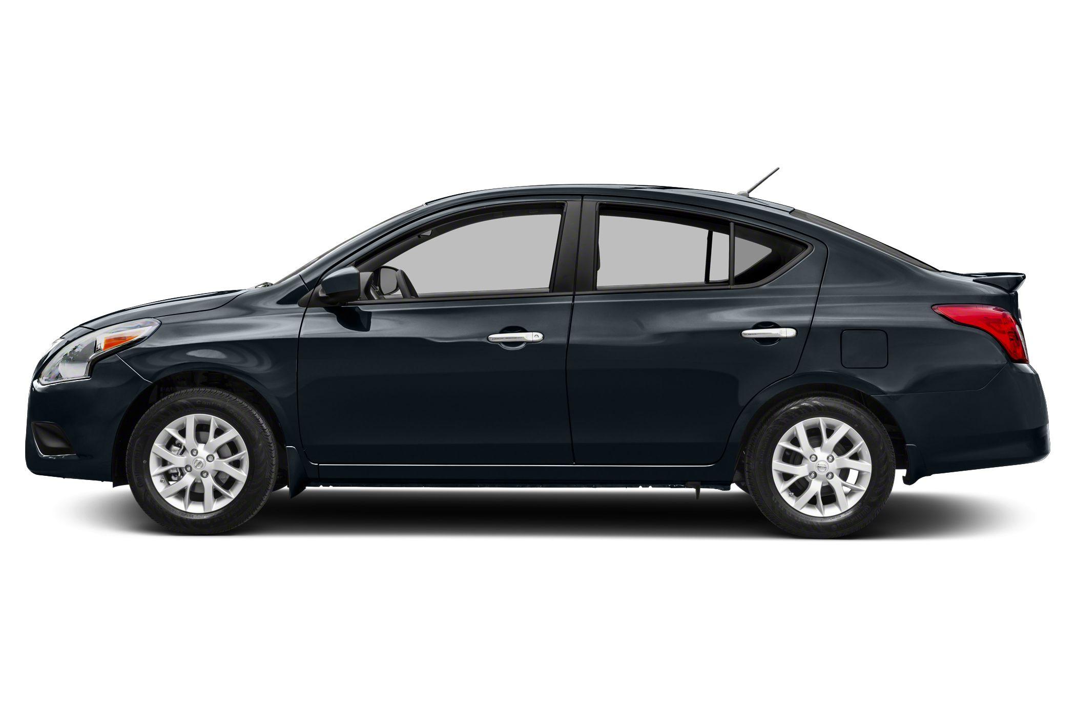 2017 Nissan Versa Reviews Specs And Prices Cars Com