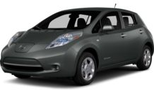 Colors, options and prices for the 2015 Nissan LEAF