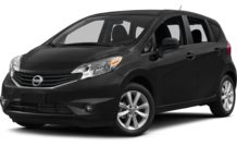 Colors, options and prices for the 2015 Nissan Versa Note