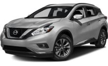 Colors, options and prices for the 2016 Nissan Murano