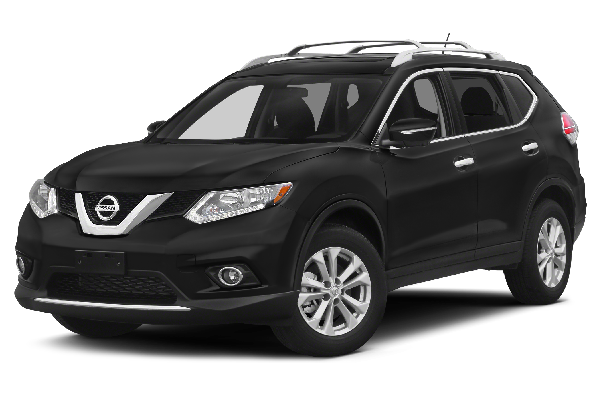 Available in 8 styles: 2015 Nissan Rogue 4dr AWD shown