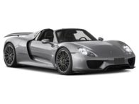 Brief summary of 2015 Porsche 918 Spyder vehicle information