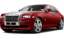 Colors, options and prices for the 2016 Rolls-Royce Ghost