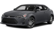 Colors, options and prices for the 2015 Scion tC