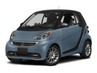 Brief summary of 2015 Smart fortwo vehicle information