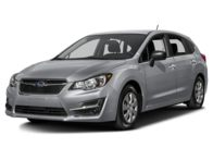 Brief summary of 2015 Subaru Impreza vehicle information