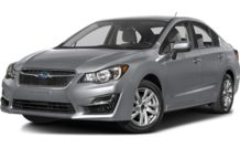 Colors, options and prices for the 2016 Subaru Impreza