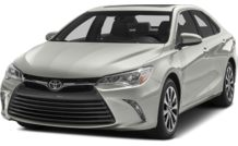 Colors, options and prices for the 2015 Toyota Camry