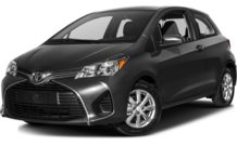 Colors, options and prices for the 2016 Toyota Yaris