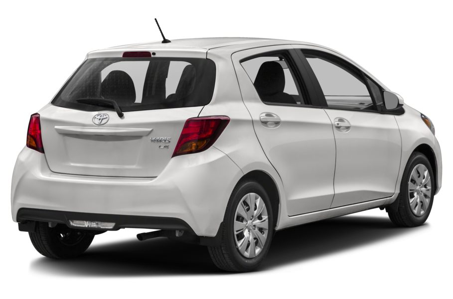 2017 Toyota Yaris Reviews, Specs and Prices | Cars.com
