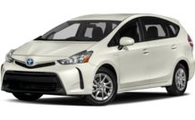 Colors, options and prices for the 2016 Toyota Prius v