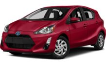 Colors, options and prices for the 2016 Toyota Prius c
