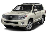 Brief summary of 2016 Toyota Land Cruiser vehicle information