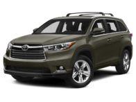 Brief summary of 2014 Toyota Highlander vehicle information