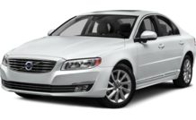 Colors, options and prices for the 2016 Volvo S80