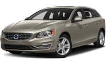 Colors, options and prices for the 2015 Volvo V60