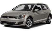 Colors, options and prices for the 2016 Volkswagen Golf