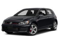 Brief summary of 2015 Volkswagen Golf GTI vehicle information