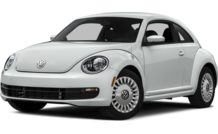 Colors, options and prices for the 2016 Volkswagen Beetle