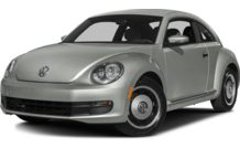 Colors, options and prices for the 2015 Volkswagen Beetle