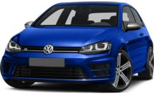 Colors, options and prices for the 2015 Volkswagen Golf R