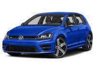 Brief summary of 2016 Volkswagen Golf R vehicle information