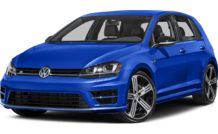 Colors, options and prices for the 2016 Volkswagen Golf R
