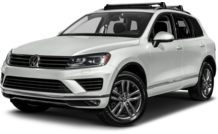 Colors, options and prices for the 2016 Volkswagen Touareg