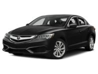 Brief summary of 2016 Acura ILX vehicle information