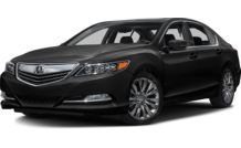 Colors, options and prices for the 2016 Acura RLX