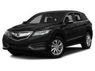 Brief summary of 2016 Acura RDX vehicle information