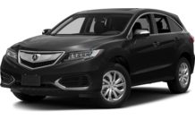 Colors, options and prices for the 2016 Acura RDX