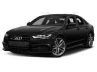 Brief summary of 2017 Audi S6 vehicle information