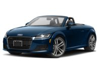 Brief summary of 2017 Audi TT vehicle information