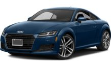 Colors, options and prices for the 2016 Audi TT