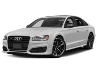 Brief summary of 2018 Audi S8 vehicle information