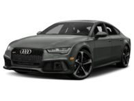 Brief summary of 2018 Audi RS 7 vehicle information