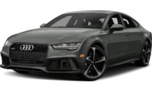 Colors, options and prices for the 2016 Audi RS 7